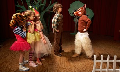 Two One-Hour Sessions of Dance or Drama for One or Two Children at Bitesize Youth Theatre