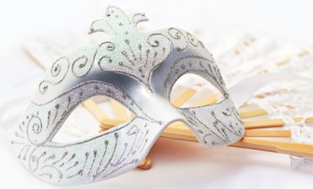 The Countdown: NYE 2015 Masquerade Ball at Maggiano's Grand Ballroom on December 31 at 8 p.m. (Up to 46% Off)