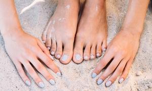 Nails By Paula Makar: Gel Manicure, Pedicure or Both at Nails By Paula Makar (Up to 56% Off)
