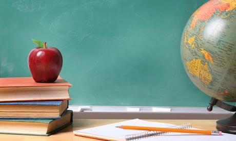 Descuento de entre un 5% y un 10% en libros de texto desde 1,95 € y de un 30% en material escolar desde 4,95 € Oferta en Groupon