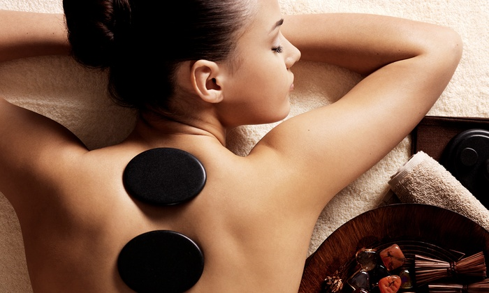 Ample Massage Spa - Rancho Cucamonga: Massage with Hot Stones and Reflexology or Hot Oil, or a Couples Massage at Ample Massage Spa (Up to 57% Off)