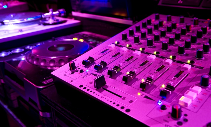 Caffeine Academy -  iDJ NOW - West Babylon: One-Hour DJ or Introductory Music-Production Class at Caffeine Academy (Up to 70% Off)