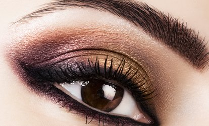 image for Full Set of Eyelash Extensions with Optional Eyebrow Tint and Shape at RABL.UK (Up to 60% Off)