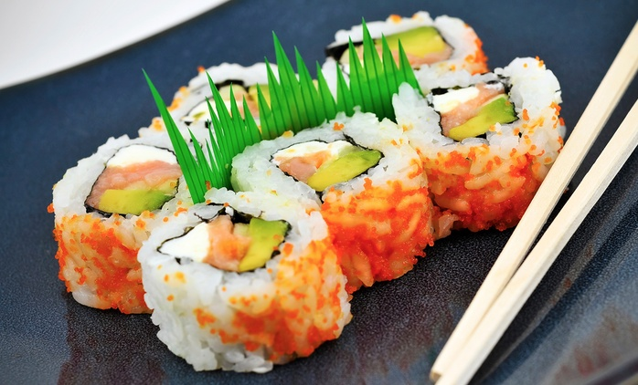$17 for $30Toward Sushi or Hibachi Dinner for Two or Moreat Sumo