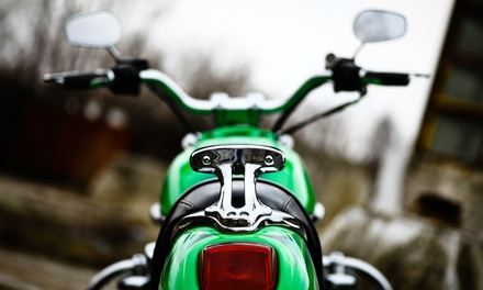 Formation au permis 125cc à 179 € avec Eden Auto-Ecole