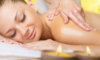 55-Minute Aromatherapy or Tibet Deep Heat Massage at Diamond Beautique by Beccie-Jayne (62% Off)