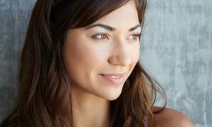 Heritage Threading Salon: Eyebrow, Full-Facial, or Underarm Wax at Heritage Threading Salon (Up to 51% Off)