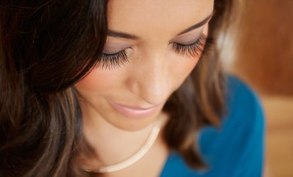 image for Full Set of Classic Natural Eyelash Extensions or Volume Semi-Permanent Lashes at SPY Salon (Up to 56% Off)