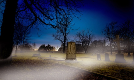 Savannah Ghost Adventure Tour for One or Two from Ghost Party Haunted Tours (Up to 56% Off)