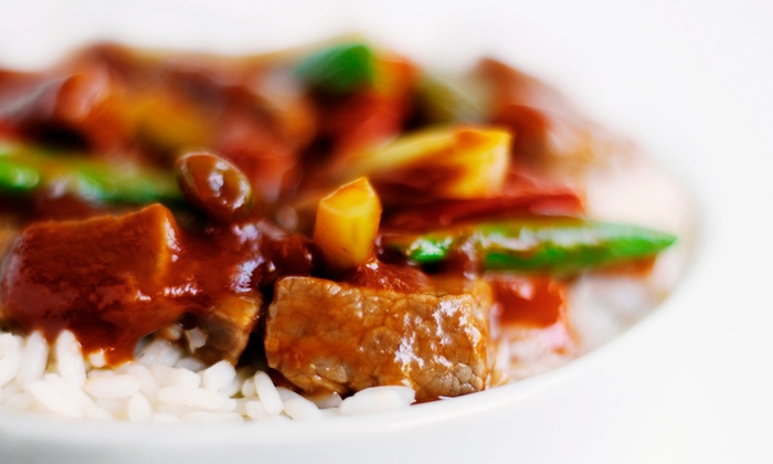 Mongolian Bar-B-Que Buffet - Chesterfield: $12for $20Worth of Chinese Food Dinner at Mongolian Bar-B-Que Buffet