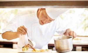 oferta: Curso online de cocina profesional o curso de jefe de cocina desde 29,95 € en Market Cursos