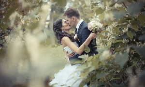 Lythe Hill Hotel - Non Accommodation: Countryside Wedding Package With 50 Daytime and 75 Evening Guests at Lythe Hill Hotel (51% Off)