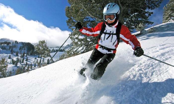 Caberfae Peaks Ski & Golf Resort - Caberfae Peaks Ski-Golf Resort: All-Day Lift Ticket at Caberfae Peaks Ski & Golf Resort (Up to 38% Off). Two Options Available.