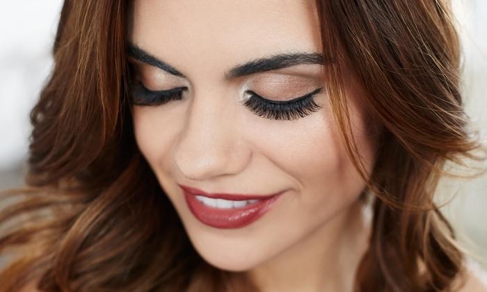 Salon Sabrina - Salon Sabrina: Natural Classic or Lush Eyelash Extensions with Optional Refill at Salon Sabrina (Up to 50% Off)