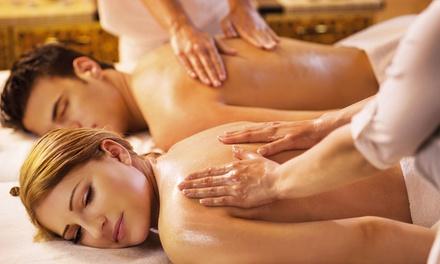 Masaje en pareja con aromaterapia con opción a ritual desde 29,95 € en Tu Espacio Personal