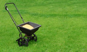 Bennett's  Lawn Care: Fertilization and Weed Control for a 7,000 or 14,000 Sq. Ft. Home from Bennett's Lawn Care (Up to 50% Off)