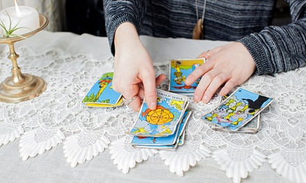 TarotCard or Crystal Reading at Psychic Ashley (Up to 80% Off)