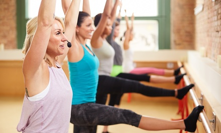 Five Barre Classes at Spark Fitness (65% Off)