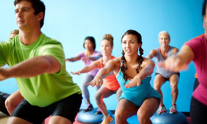 O2 BodyFit - Multiple Locations: One Month of Unlimited Boot Camp for One or Two People at O2 BodyFit (Up to 83%  Off)
