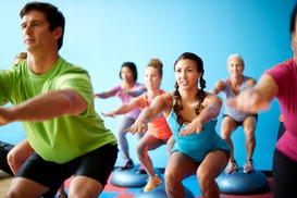 O2 BodyFit: One Month of Unlimited Boot Camp for One or Two People at O2 BodyFit (Up to 83%  Off)