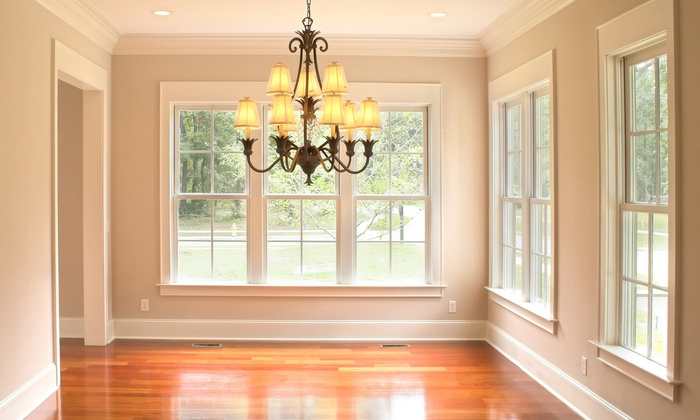 Final Touch - Dallas: Two, Three or Four Hours of Residential Cleaning Services from Final Touch (Up to 54% Off)