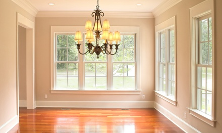 Interior and Exterior Cleaning for Up to 15 or 25 Windows from Positive Property Solutions (Up to 62% Off)
