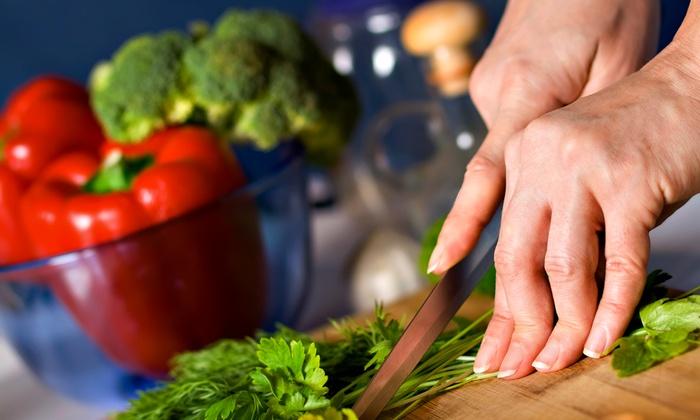Mise En Place Cooking School - Mise En Place Cooking School: $38 for a Hands-On Tasting-Menu Cooking Class at Mise En Place Cooking School ($70 Value)
