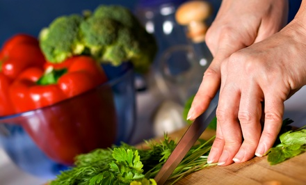 $38 for a Hands-On Tasting-Menu Cooking Class at Mise En Place Cooking School ($70 Value)