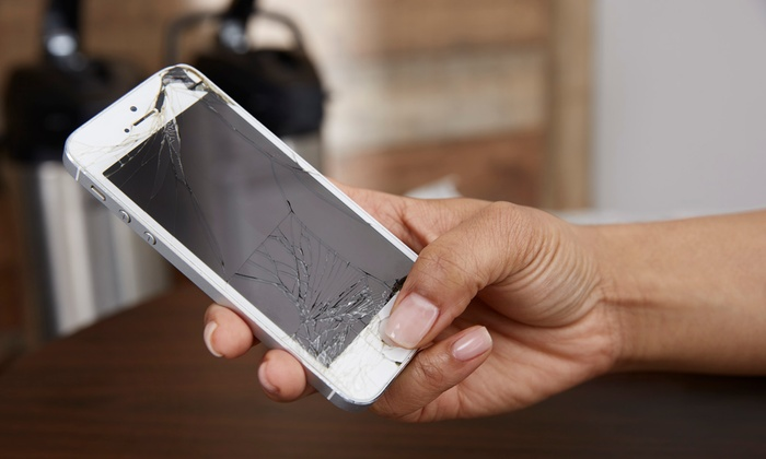 Glass Repair for iPhones or iPads Models at Onsite Wireless (Up to 36% Off). Eight Options Available.