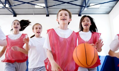 image for Winter Rookie Basketball League or Winter Basketball League at Momentous Sports Center (Up to 25% Off)