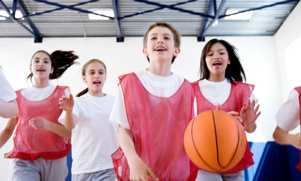 A One-Week Sports Camp for One Child at The SportZone (Up to 52% Off). Four Options Available.