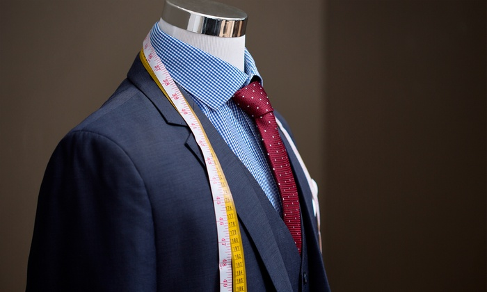 BookATailor - Zilker: Two or Four Custom Shirts or Bespoke Suit with Option for Two Custom Shirts at BookATailor (Up to 64% Off)