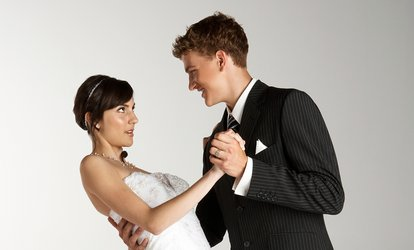 image for One Private Wedding <strong>Dance</strong> Lesson at DMProductions (Up to 48% Off)