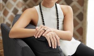 Pinky Nails: Nagel-Neu-Modellage inkl. Verlängerung, French oder Farbe, opt. mit Auffüllen, bei Pinky Nails (bis zu 67% sparen*)