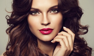 You & Me Hair & Beauty Salon: Wash, Cut, Blow-Dry and Conditioning Treatment at You & Me Hair & Beauty Salon (Up to 67% Off)