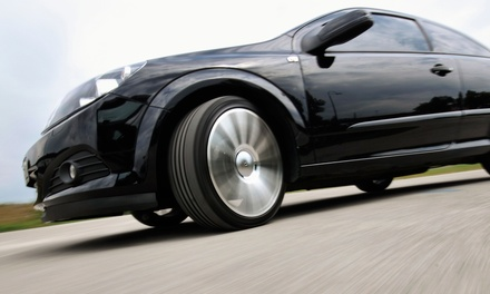Viper Window Tinting at Bonnie and Clyde's CB and Stereo (Up to 71% Off). Two Options Available.