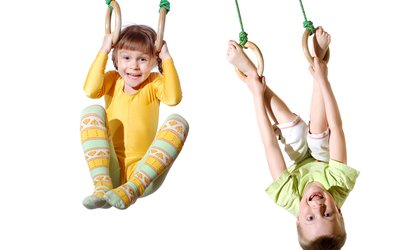 One Month of <strong>Kids</strong>' Gymnastics or Dance Classes at Tumble Buddies (47% Off)