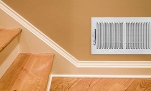 DC Fresh Air: Air Duct, Dryer Vent, or Chimney Sweeping from DC Fresh Air (Up to 90% Off). Three Options Available.