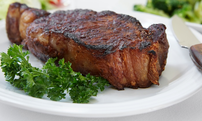 Indian Creek Steakhouse - Caldwell: $35 for $50 Worth of Steakhouse Cuisine at Indian Creek Steakhouse
