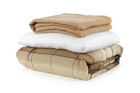 Textilreinigung Trieb: Reinigung von Decke und Kissen nach Wahl (Daunendecke oder sonstiges Material) bei Textilreinigung Trieb (49% sparen*)