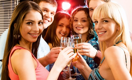 Party Bus Express Club Crawl for One, Two, or Four at Nightlife Tours (Up to 52% Off)