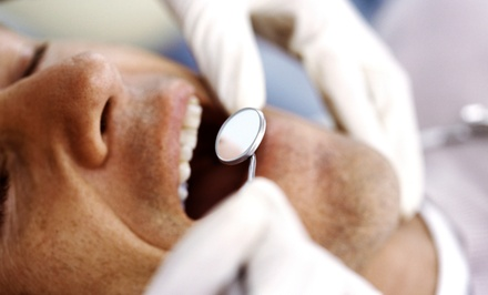 Root Canal Treatment for One Front Tooth, Molar, or Pre-Molar at Astoria Dental Town (47%Off)