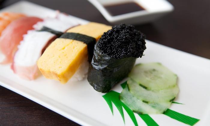 Soy Sushi Bar Salt Lake City
