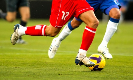 A Soccer-Training Session from Houston HPSF (70% Off)