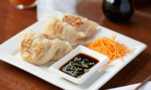 Thaiger Room: Thai Food at Thaiger Room (50% Off). Two Options Available.