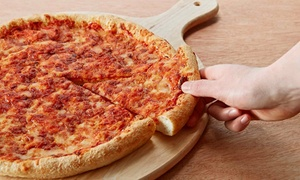 Papa Johns: Pizza and Sides at Papa John's Pizza (Up to 65% Off). Three Options Available.