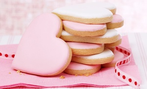 Cookies By Design: Cookie Treats at Cookies By Design (Up to 50% Off). Two Options Available.