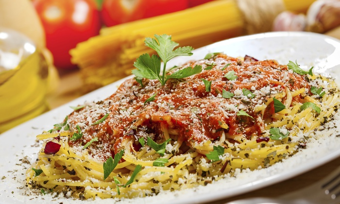 Sinopoli's Real Italian, formerly Cafe Aldente - Studio City: Italian Food at Sinopoli's Real Italian, formerly Cafe Aldente (Up to 42% Off). Three Options Available
