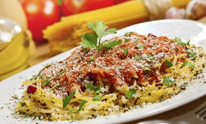 West 7 Bistro: One or Two Groupons, Each Good for $25 Worth of Italian Dinner at West 7 Bistro (Up to 48% Off)