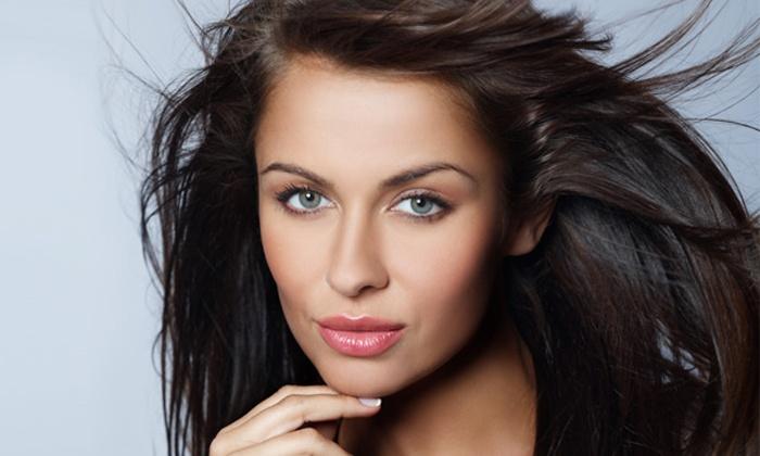 Kristen Ann Hair Designs - Avon: Women's Haircut and Blow-Dry or Men's Haircut and Style at Kristen Ann Hair Designs (Up to 50% Off)